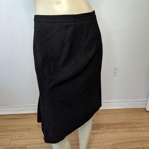 Moschino cheap and Chic - black skirt